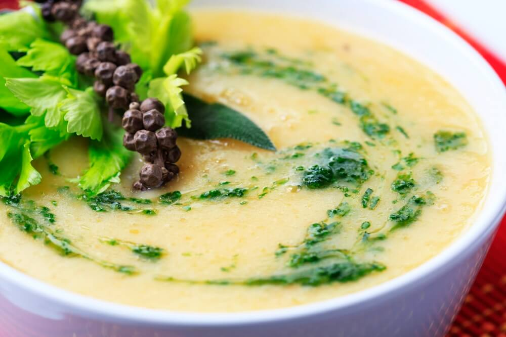 zupa z kabaczka
